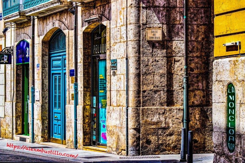 La Moncloa Bar, Calle de Comedias a Calle Pasión Valladolid, Castile and León