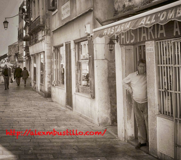 Hostaria All'Ombra, Venice, Italy, 2014 Parrocchia San Isepo, Venezia