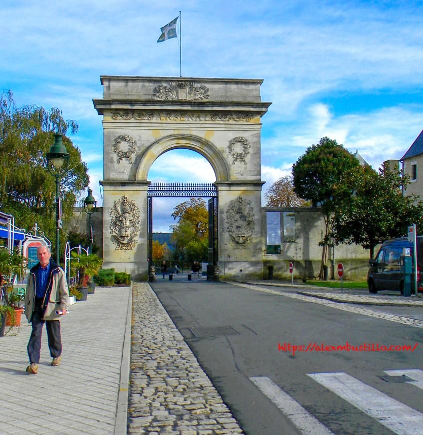L'arsenal maritime de Rochefort, Corderie Royale | Charente Maritime