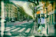 Triptych Blv Ornano Paris, France