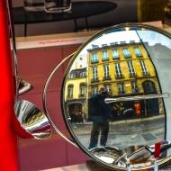 Portrait: Photographing The Photographer, Rue Boissy d'Anglas, 75008 Paris, France