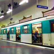 RATP Auber Paris, France