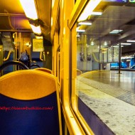RER D Chatelet-Les-Halles, Paris, France
