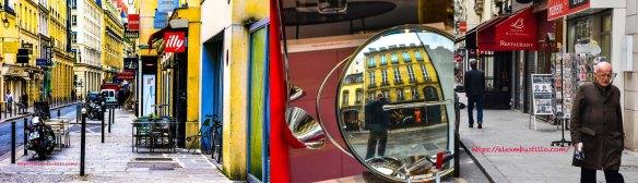 Rue Boissy d'Anglas, 75008 Paris, France Collage