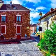 Rue De L'Arche @ Rue du Charbon Blanc, Corbeil-Essonnes, FRANCE