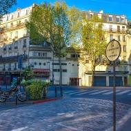 Rue Du Roi D'Alger at Boulevard Ornano, 75018 Paris, France