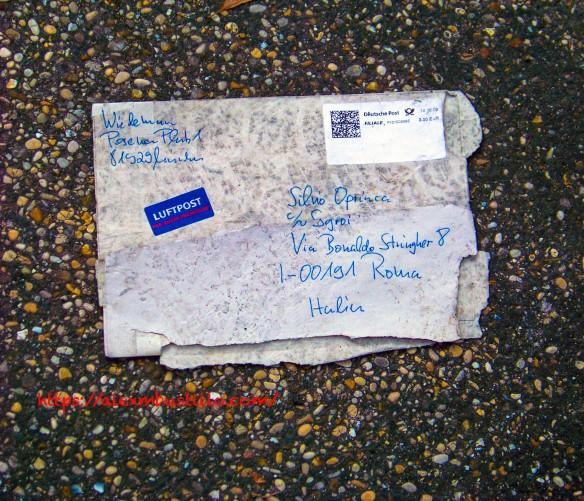 The Roman Letter 2009