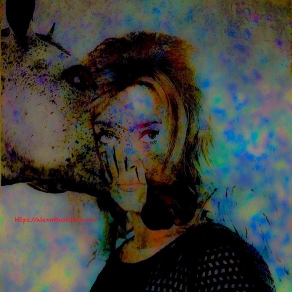 Sharon Tate Equus Deus