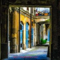 Le strade e le persone di Torino, Italia