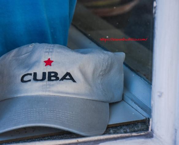 Key West, Florida - Cuba Cap