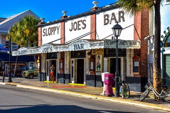 Key West, Florida - Sloppy Joes Bar