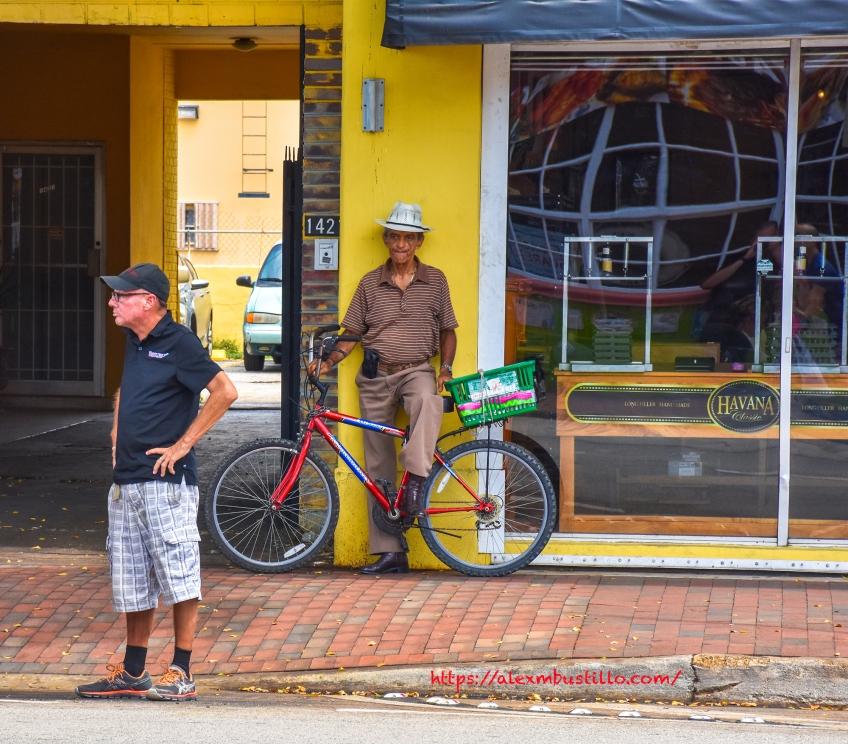 Little Havana Portrait - 1421 SW 8th Street Little Havana