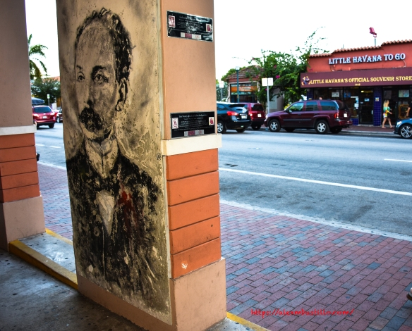 Little Havana Portrait - Ball & Chain Marti Exterior
