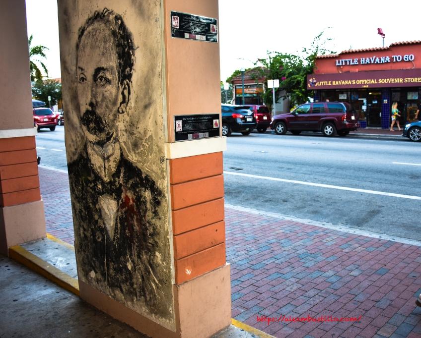 Little Havana Portrait - Ball & Chain Marti Exterior