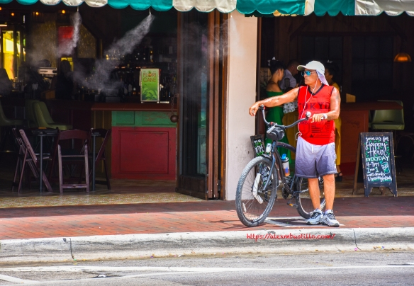 Little Havana Portrait - Waiting At The Ball & Chain