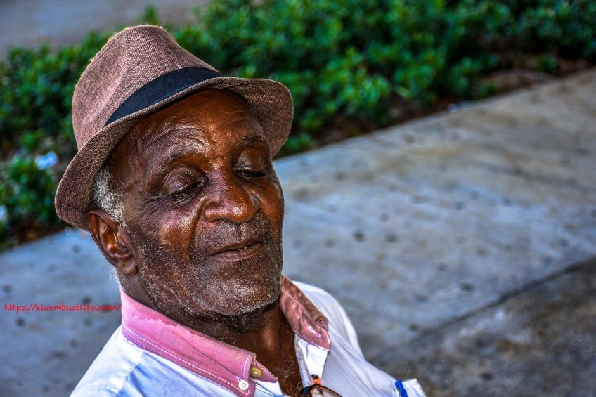 Little Havana Portrait - Styling The Porkpie Hat