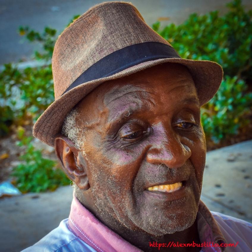 Little Havana Street Portrait - Styling The Porkpie Hat