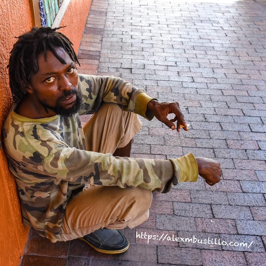 Little Havana Portrait - Street Life