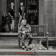 Street Portrait, via Roma, Torino, Italia