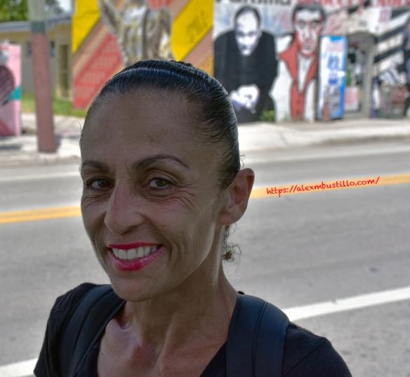 Wynwood Portrait, Miami, Florida