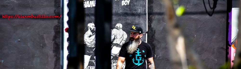 Wynwood Portrait The Pretty Boy