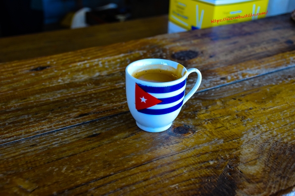 Little Havana Portrait: El Cafecito