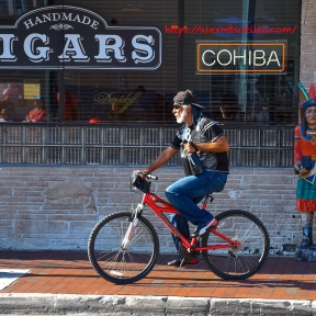 Little Havana Portrait: Cigar Factory Cycling
