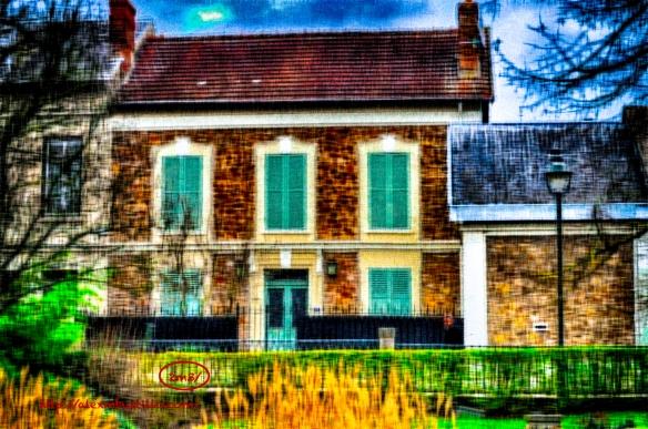 Meulière, Corbeil-Essonnes