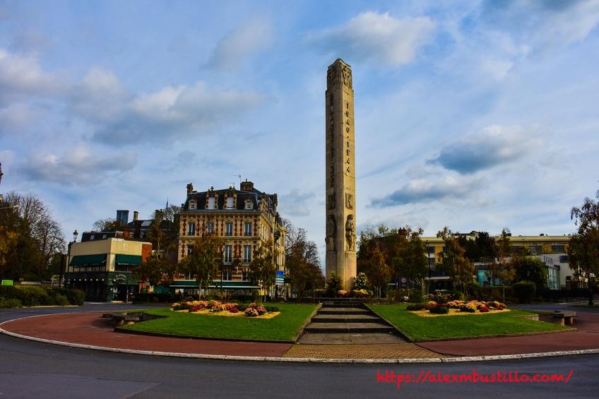 Place de la République, Épernay, France