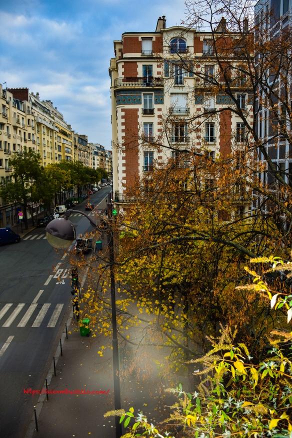 Rooftops, Porte de Versailles, Paris