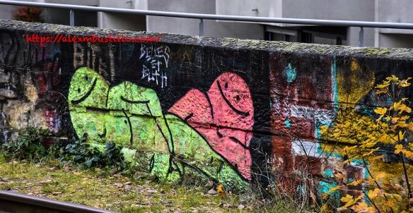 Graffiticus, Porte de Versailles, Paris