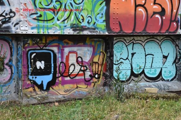 Graffiticai, Porte de Versailles, Paris