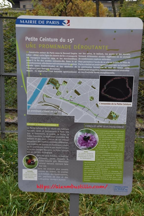 Petite Centure du 15°, Porte de Versailles, Paris