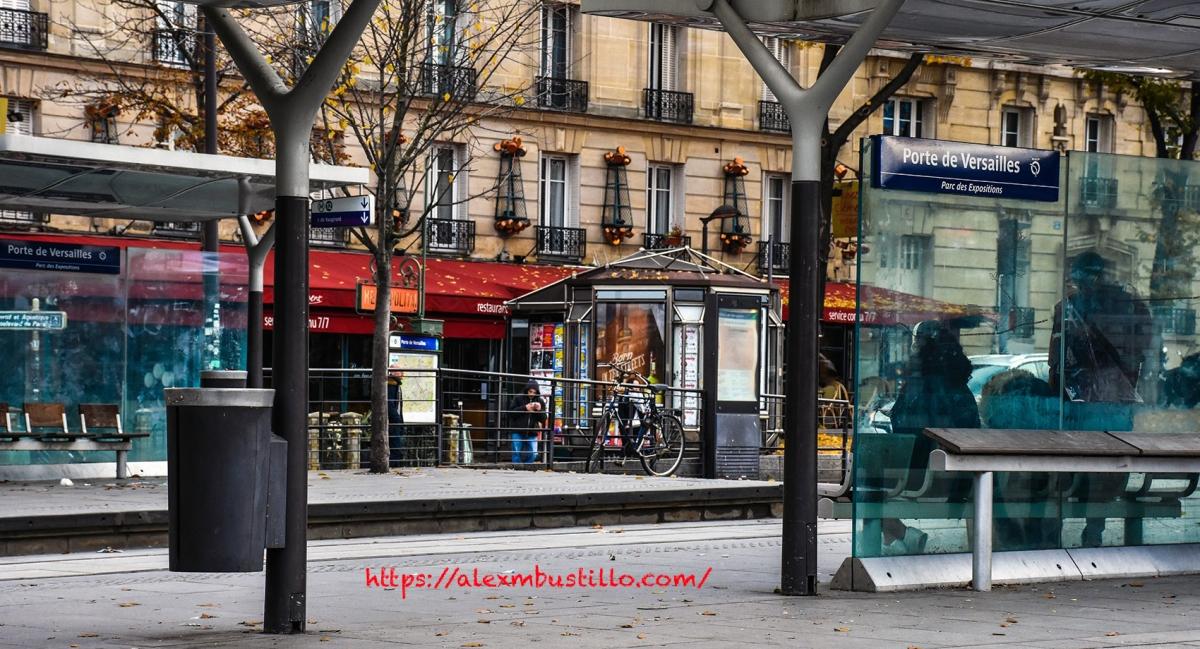 Porte de Versailles, Paris
