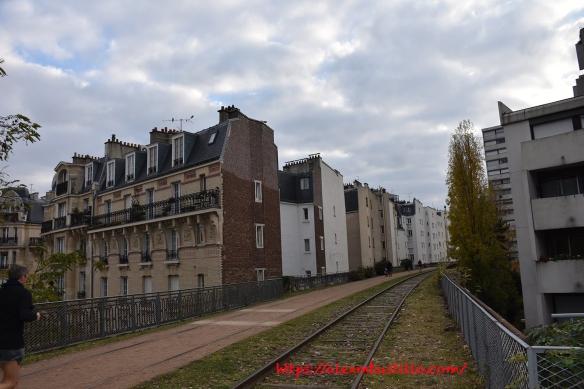 Chemin de fer de Petite Ceinture, Porte de Versailles