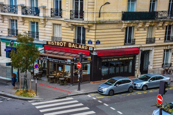 Bistrot Balard, Porte de Versailles, Paris