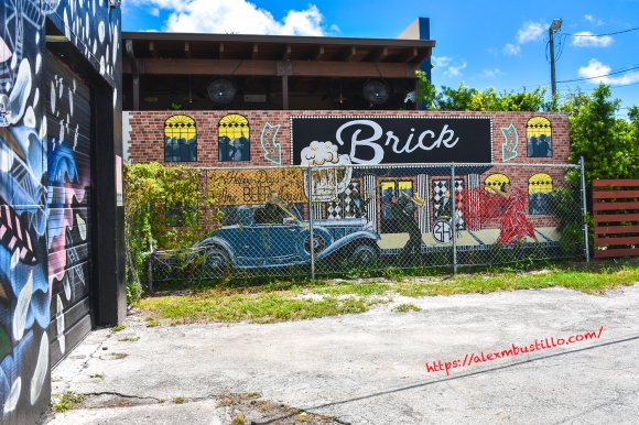 Wynwood Walls Brick