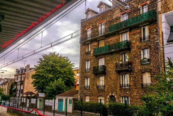 Juvisy Gare RER-C Landscape