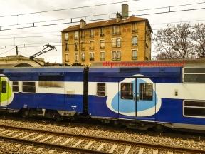 RATP RER - C