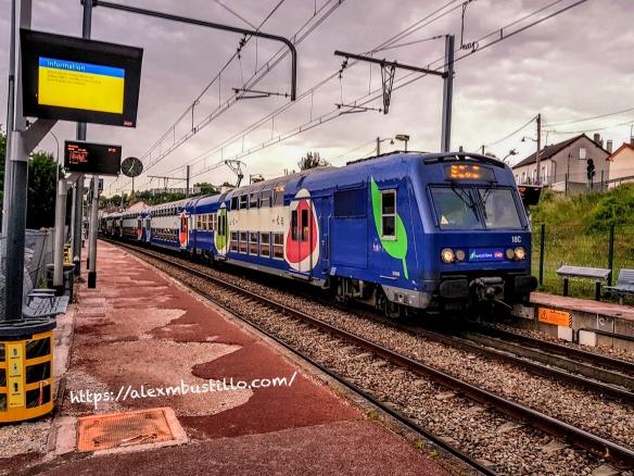 RATP BOVE - Moulin-Galant, Corbeil-Essonnes