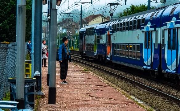 RER D - Moulin Galant