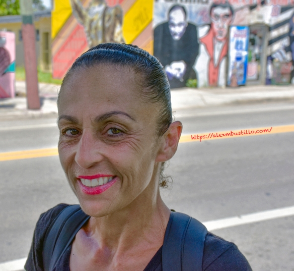 Wynwood Portrait, Miami, Florida