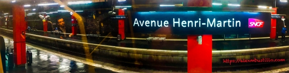 Avenue Henri-Martin, 16th arrondissement, Paris, FRANCE