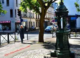 Canicule, rue Emile Zola, Choisy-le-Roi