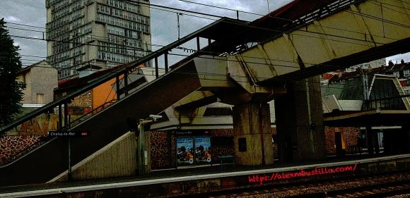 Gare Choisy-le-Roi Landscape
