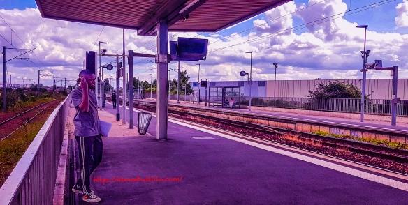 Gennevilliers RER-C, Gennevilliers FRANCE