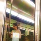 Paris RATP Metro Doors Ligne 12