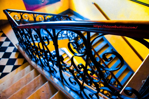 Staircasing  Château de Vaux le Vicomte