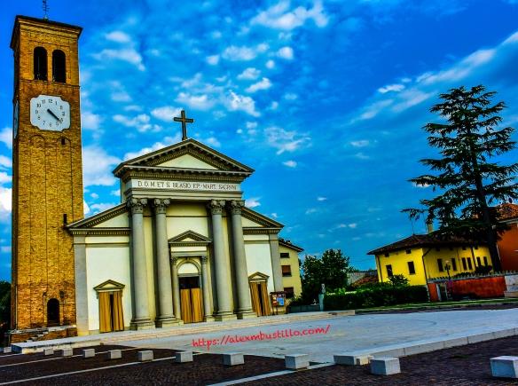 Cinto Caomaggiore Church, Venice, Veneto, Italy