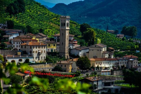 Valdobbiadene, Treviso, Veneto, Italy